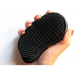Hair brush tangle teezer - black